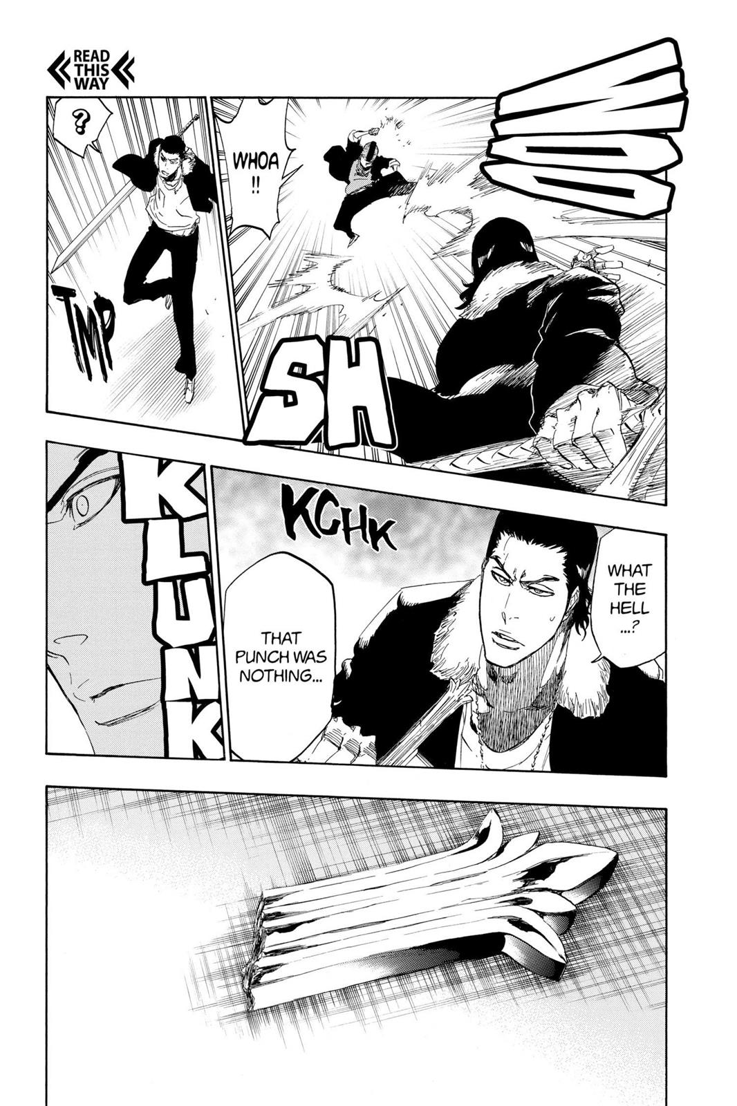 Bleach, Chapter 457 image 005