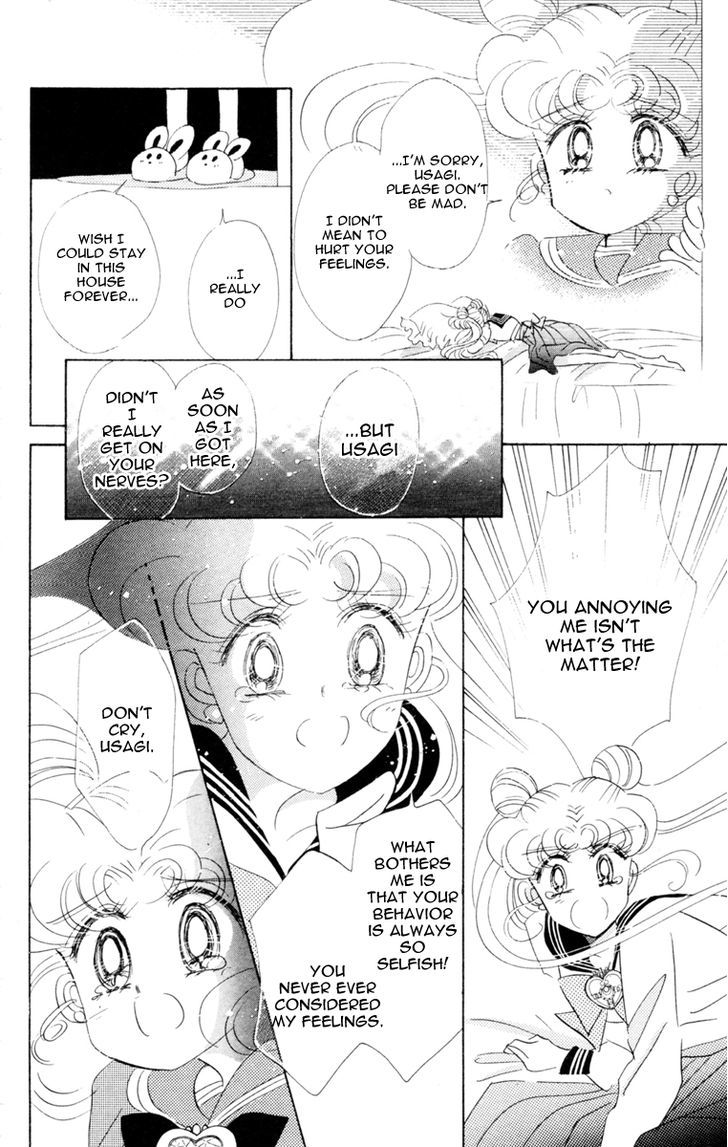Sailor Moon, Cahpter 26 image 048