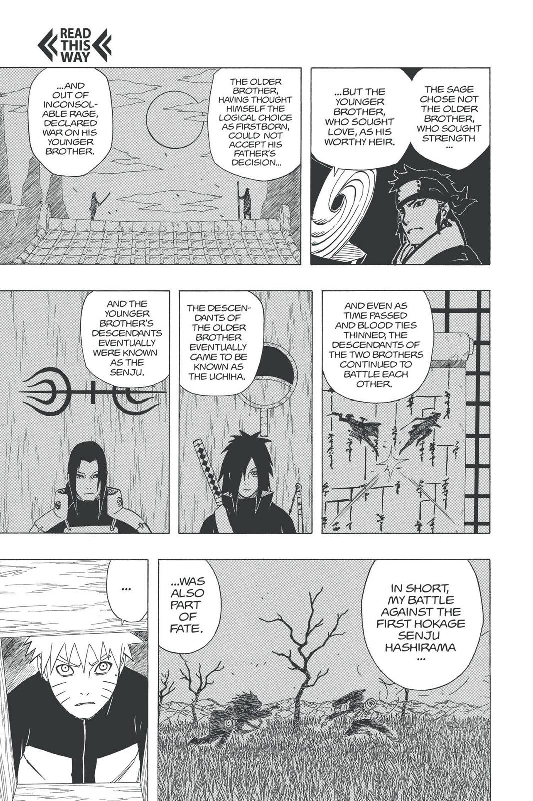 Naruto, Chapter 462 image 013