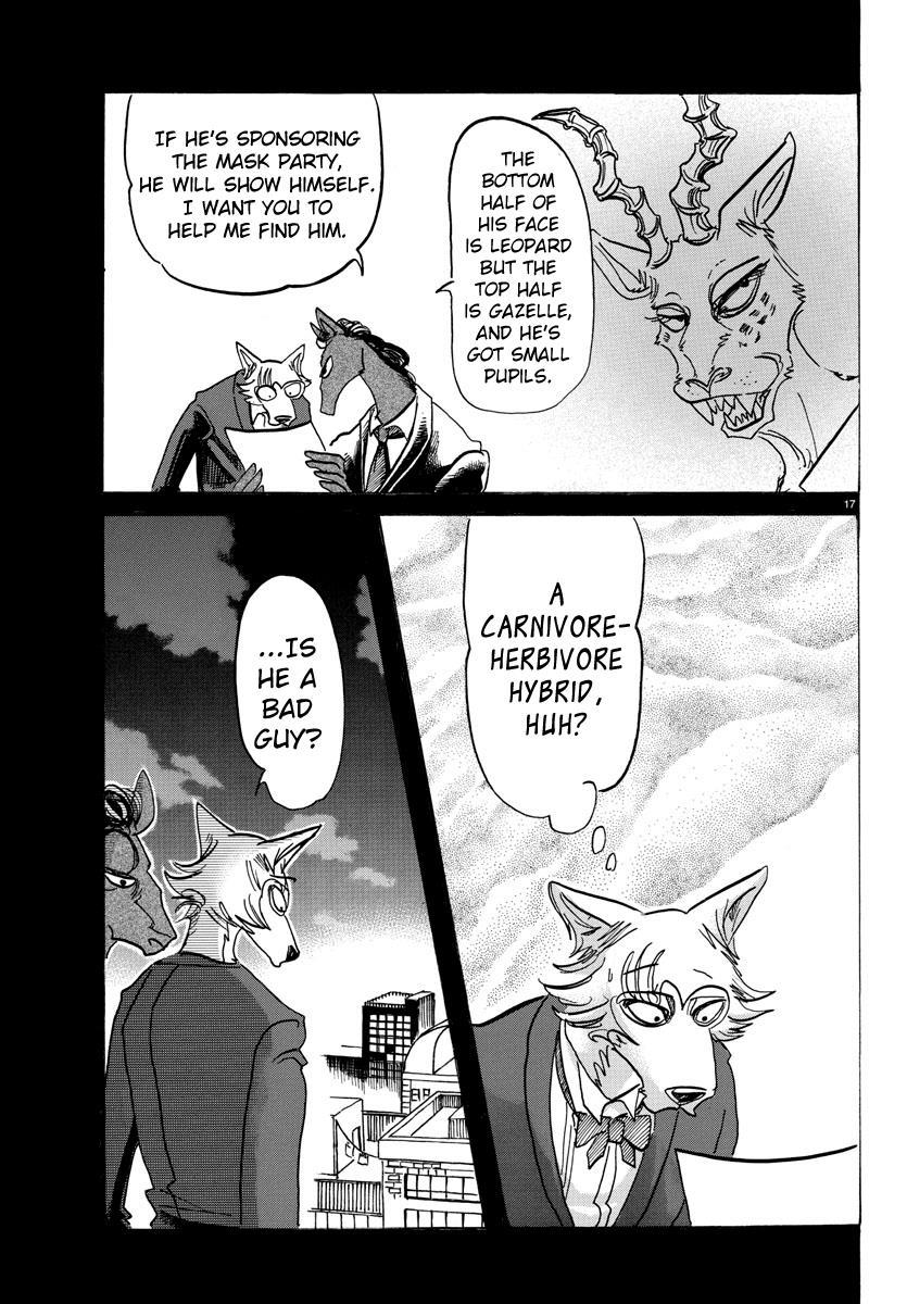 Beastars Manga, Chapter 127 image 015