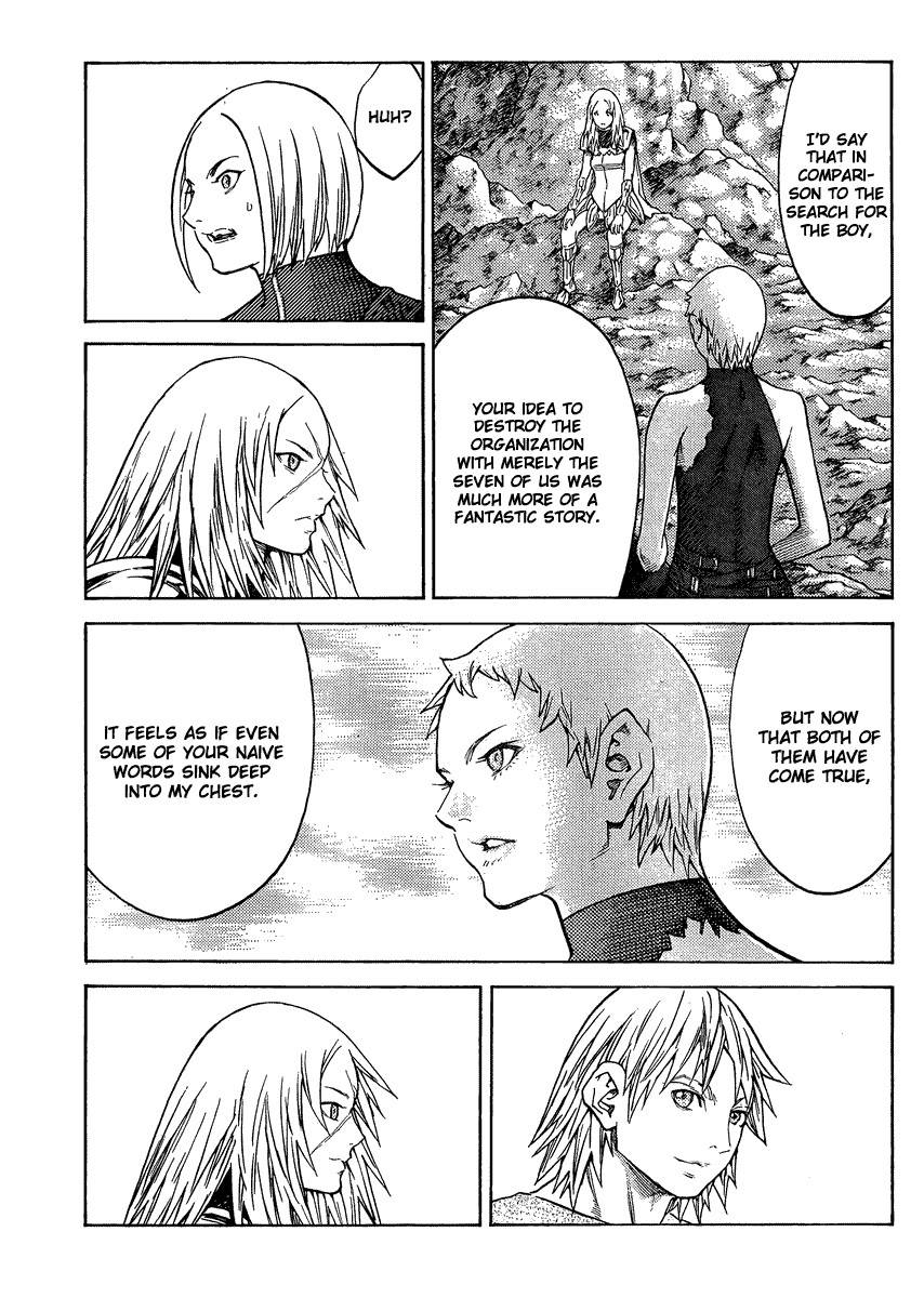 Claymore, Chapter 127 image 016