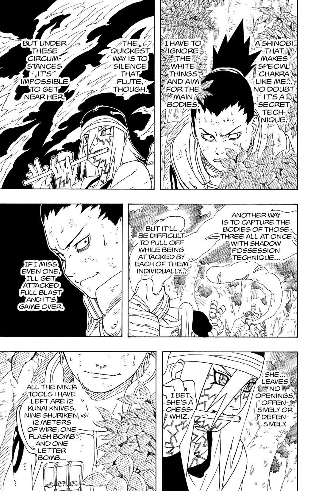 Naruto, Chapter 207 image 009