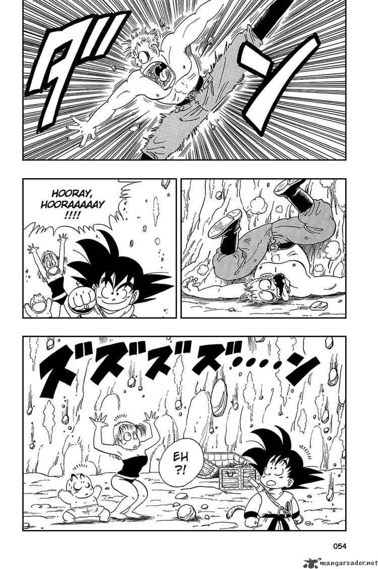 Dragon Ball, Chapter 78 image 009