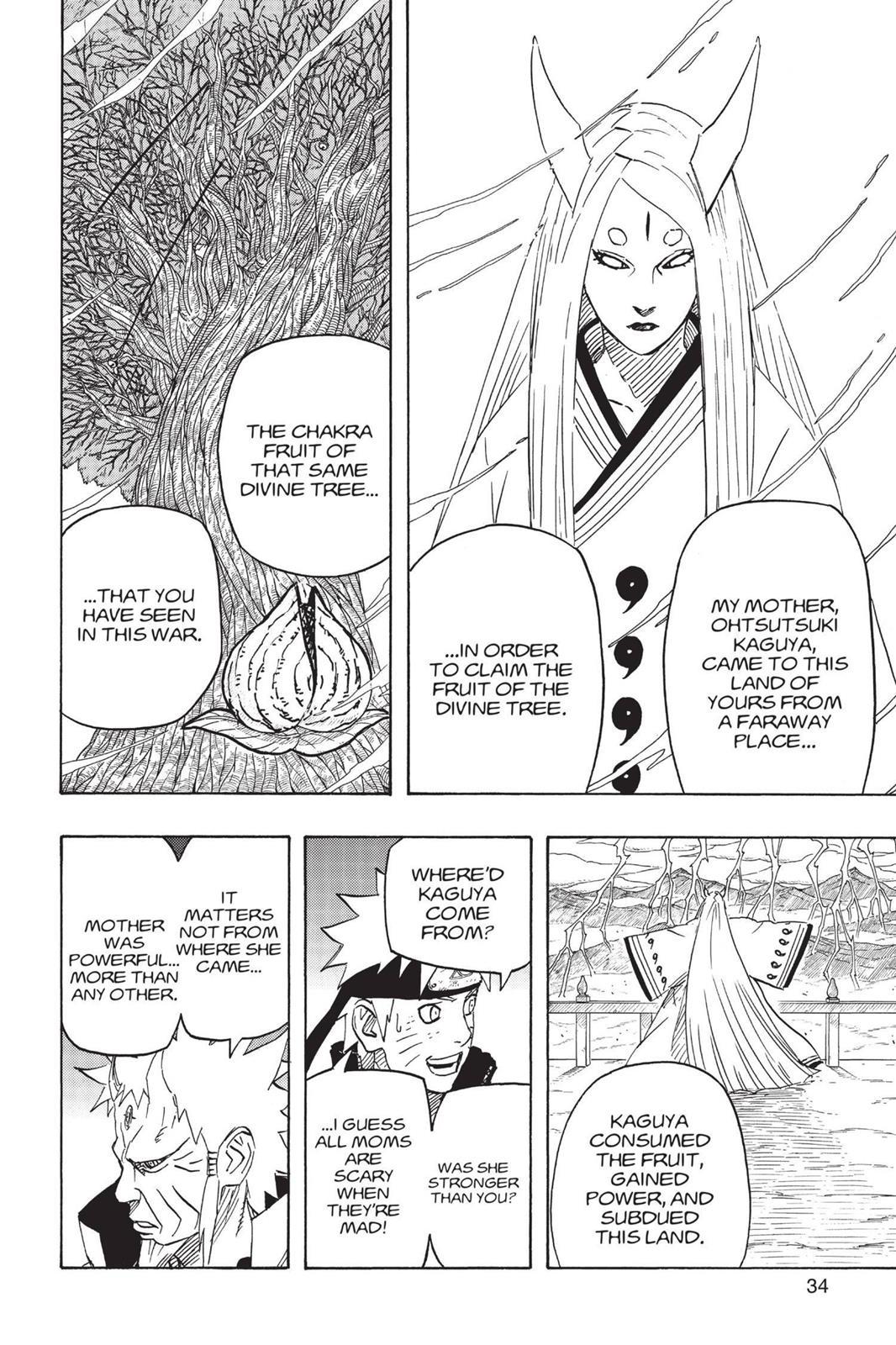 Naruto, Chapter 670 image 010