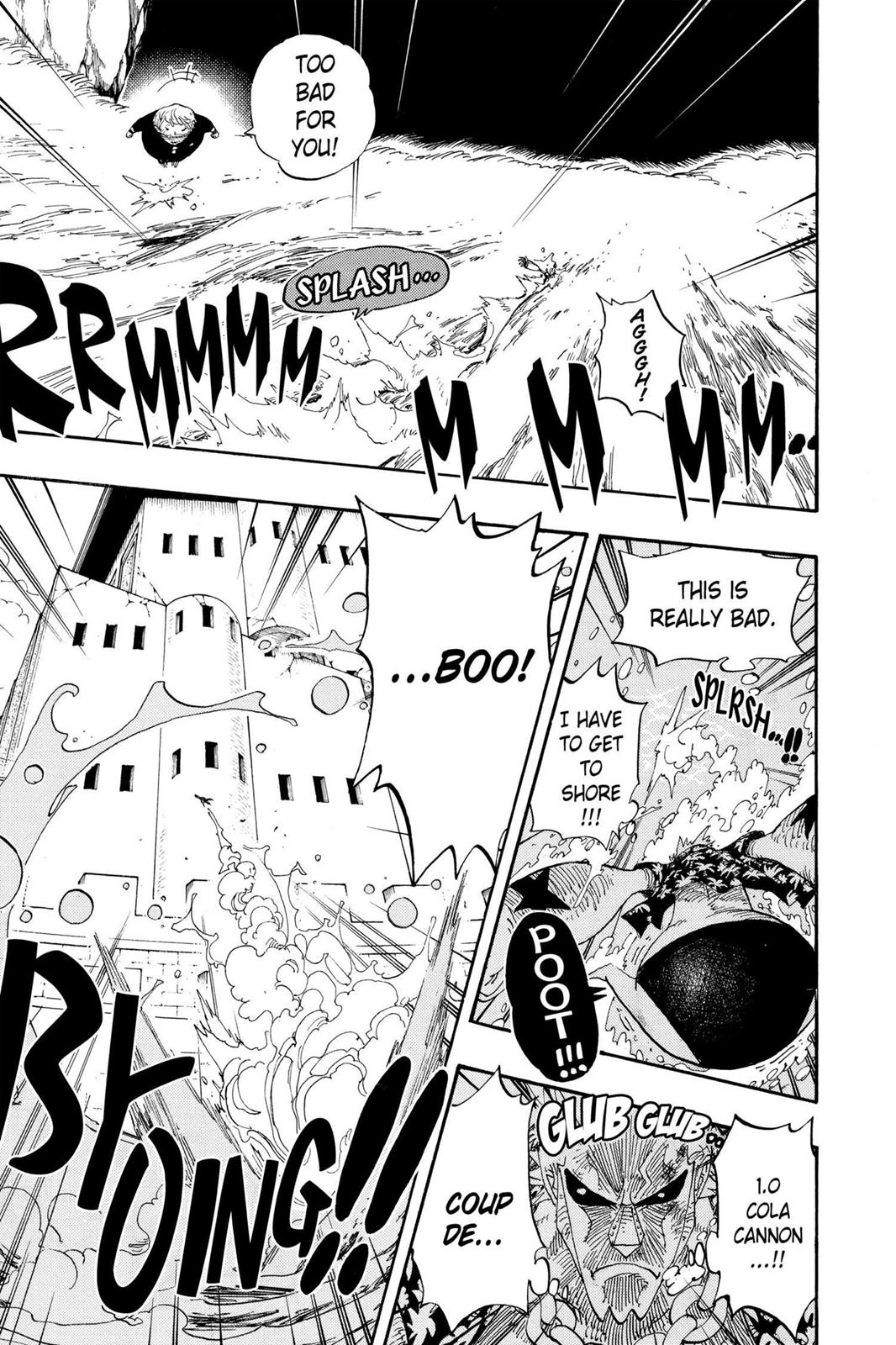 One Piece, Chapter 405 image 016