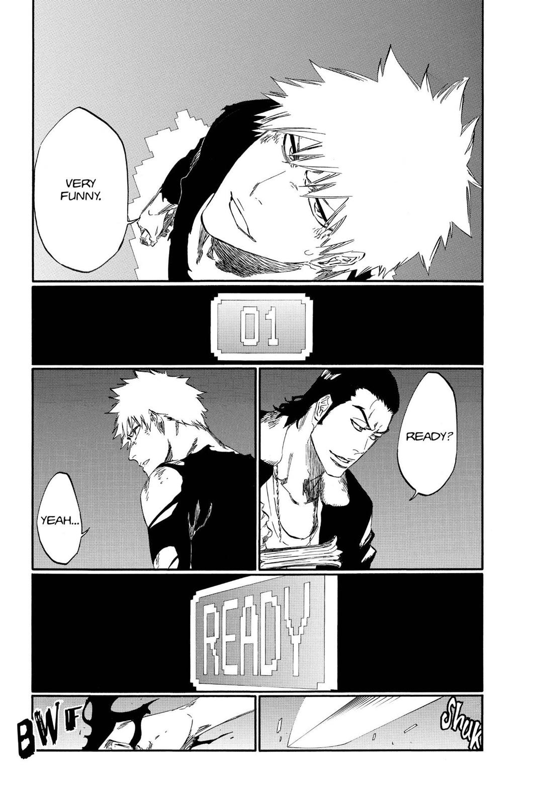 Bleach, Chapter 448 image 009