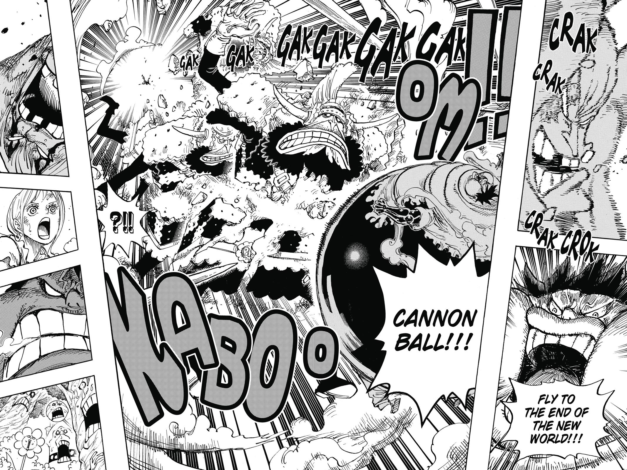 One Piece, Chapter 842 image 013