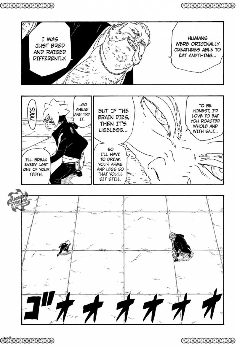 Boruto Manga, Chapter 14 image 019