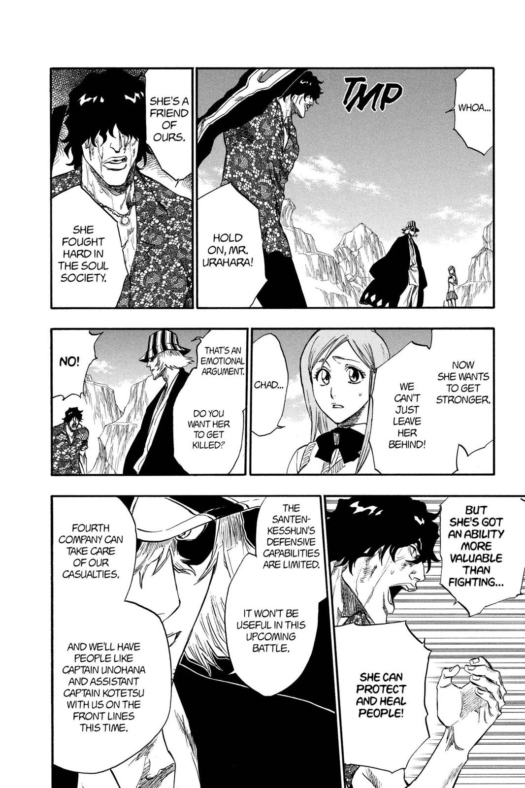 Bleach, Chapter 227 image 014