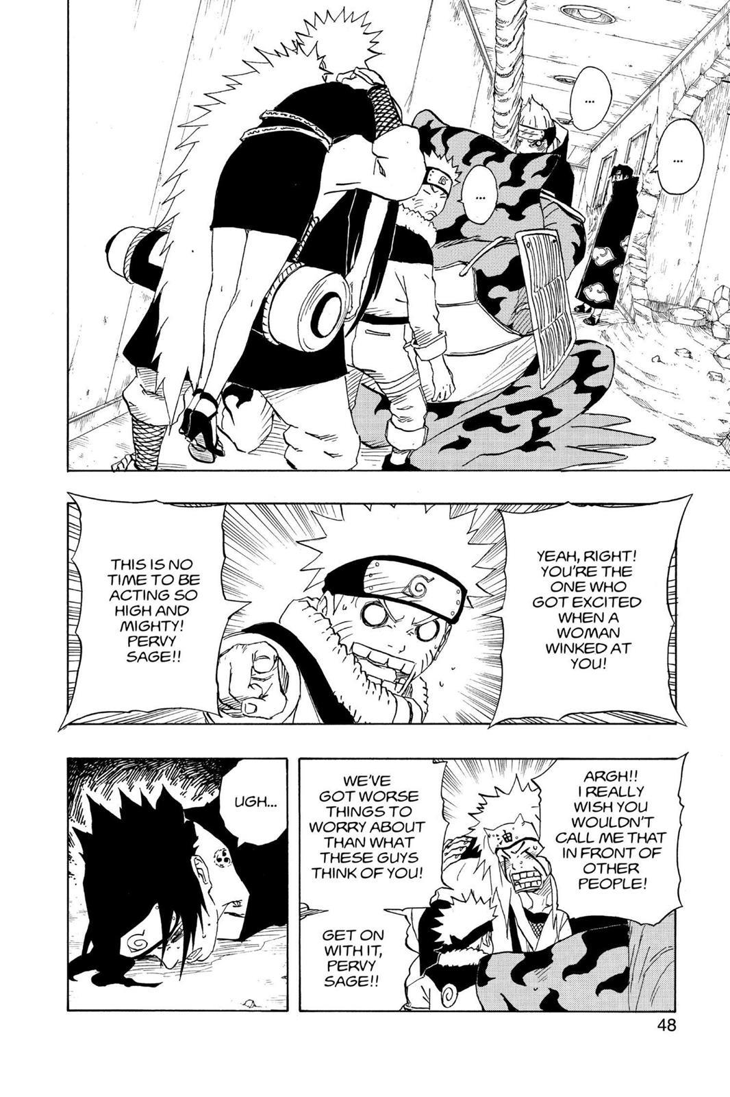 Naruto, Chapter 147 image 002