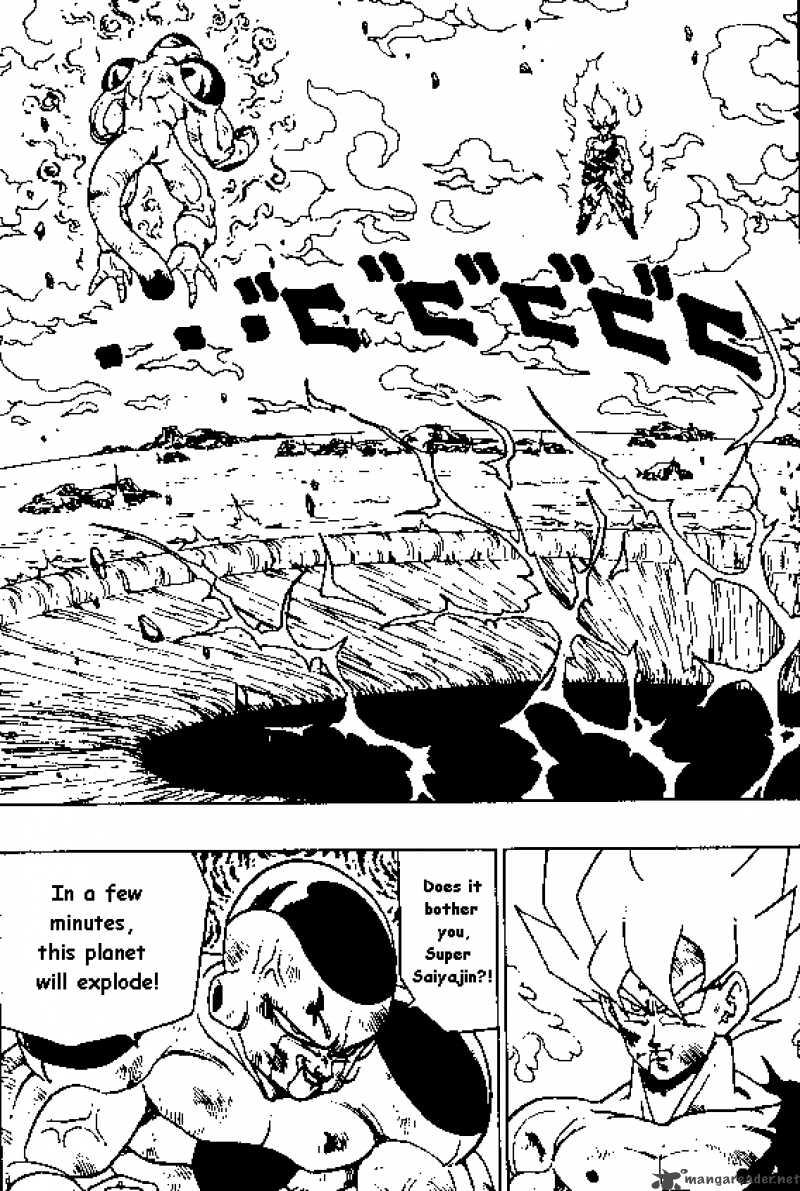 Dragon Ball, Chapter 322 image 002