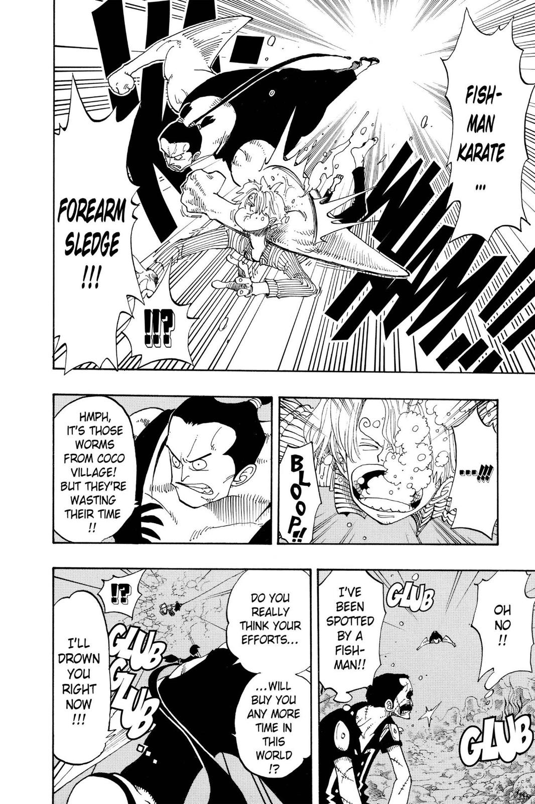 One Piece, Chapter 86 image 008