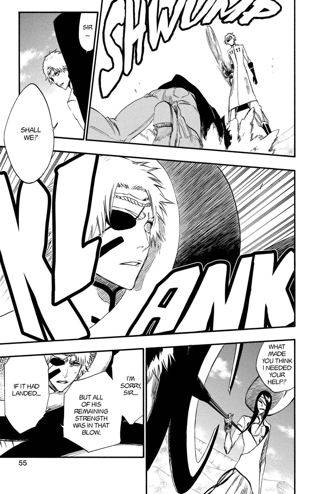 Bleach, Chapter 263 image 009
