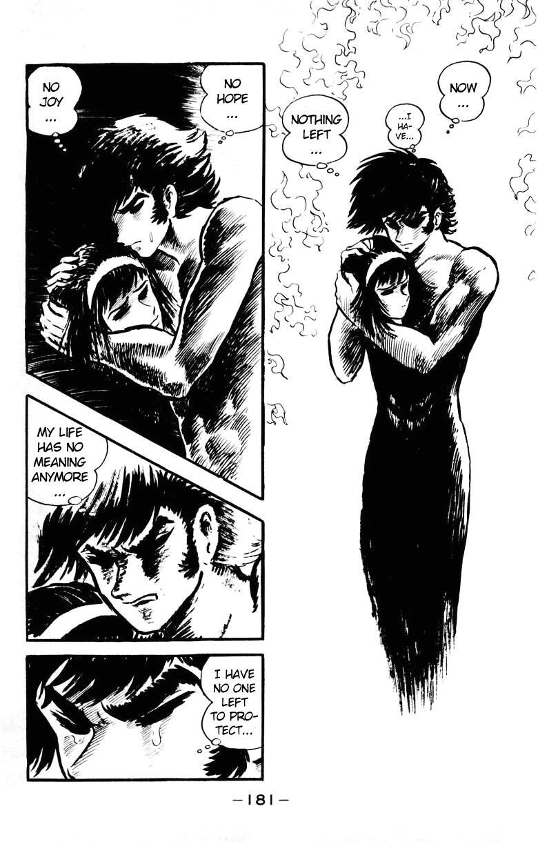 Devilman, Chapter 5 image 166