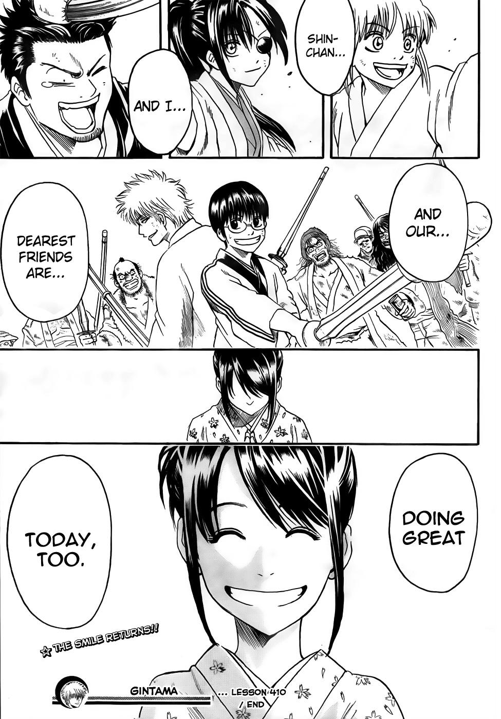 Gintama Chapter, 410 image 019