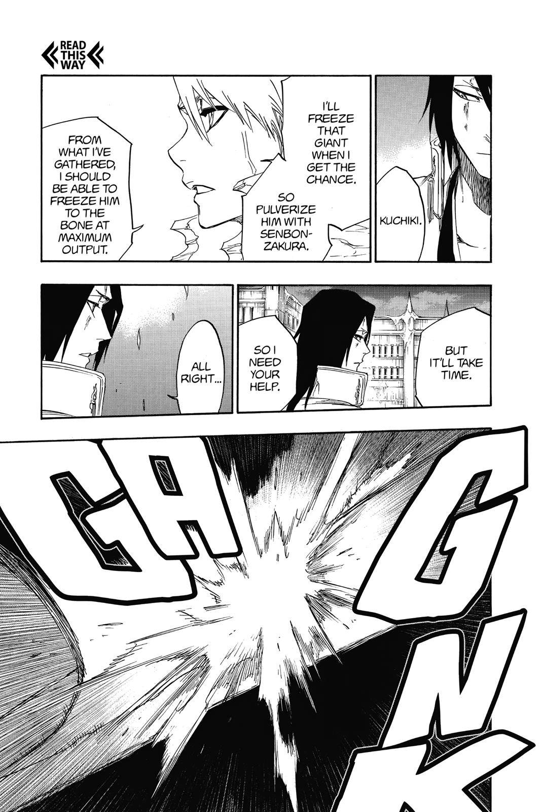 Bleach, Chapter 668 image 011