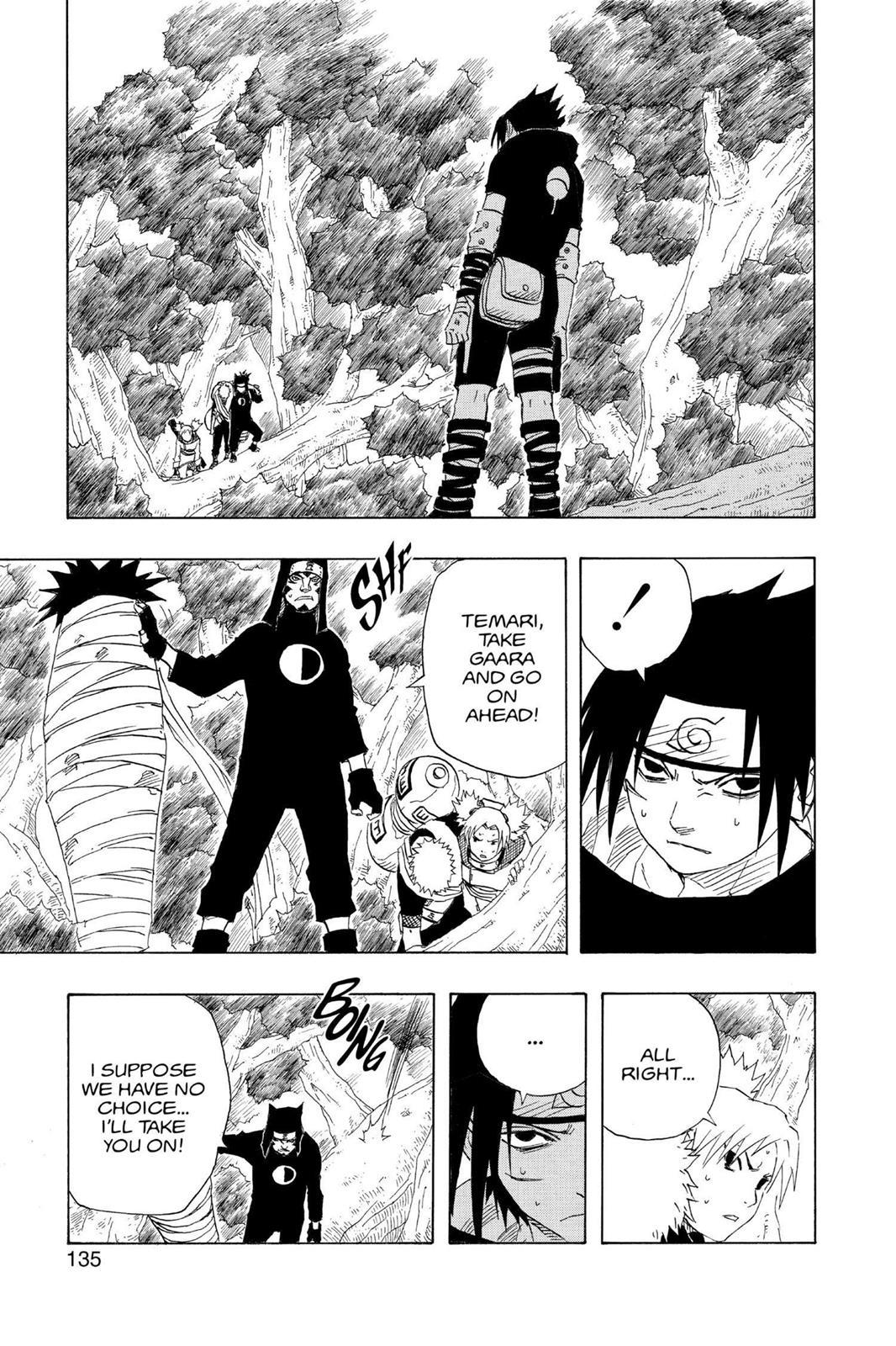 Naruto, Chapter 124 image 017