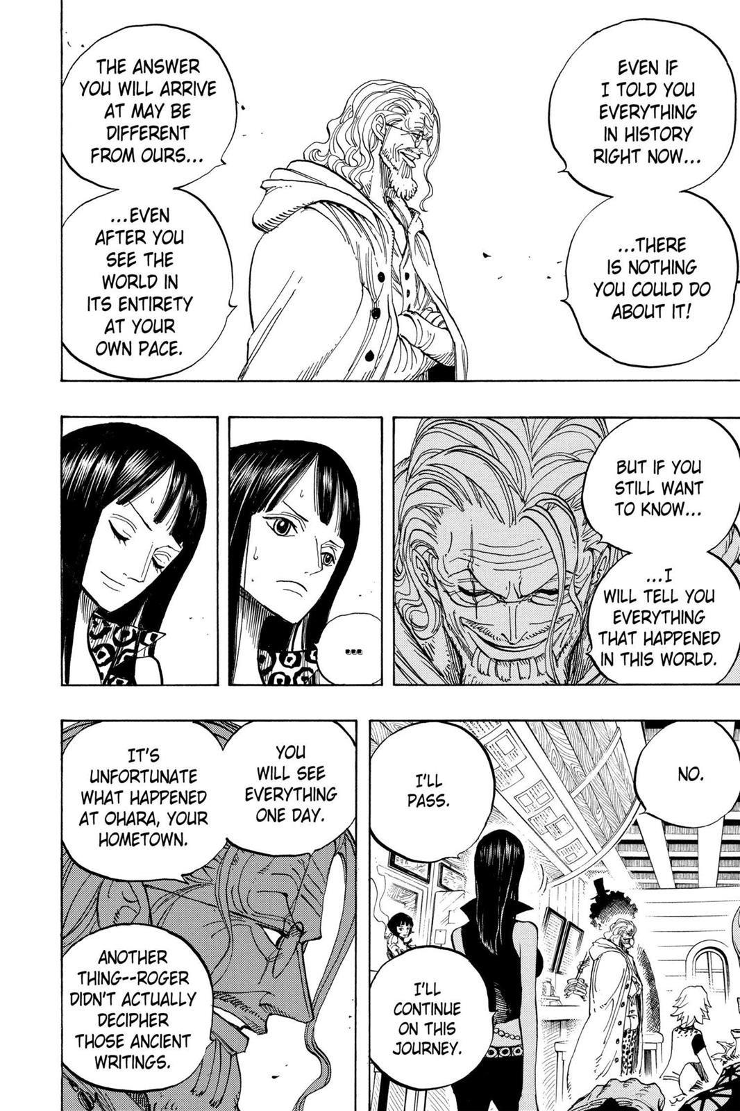 One Piece, Chapter 507 image 007