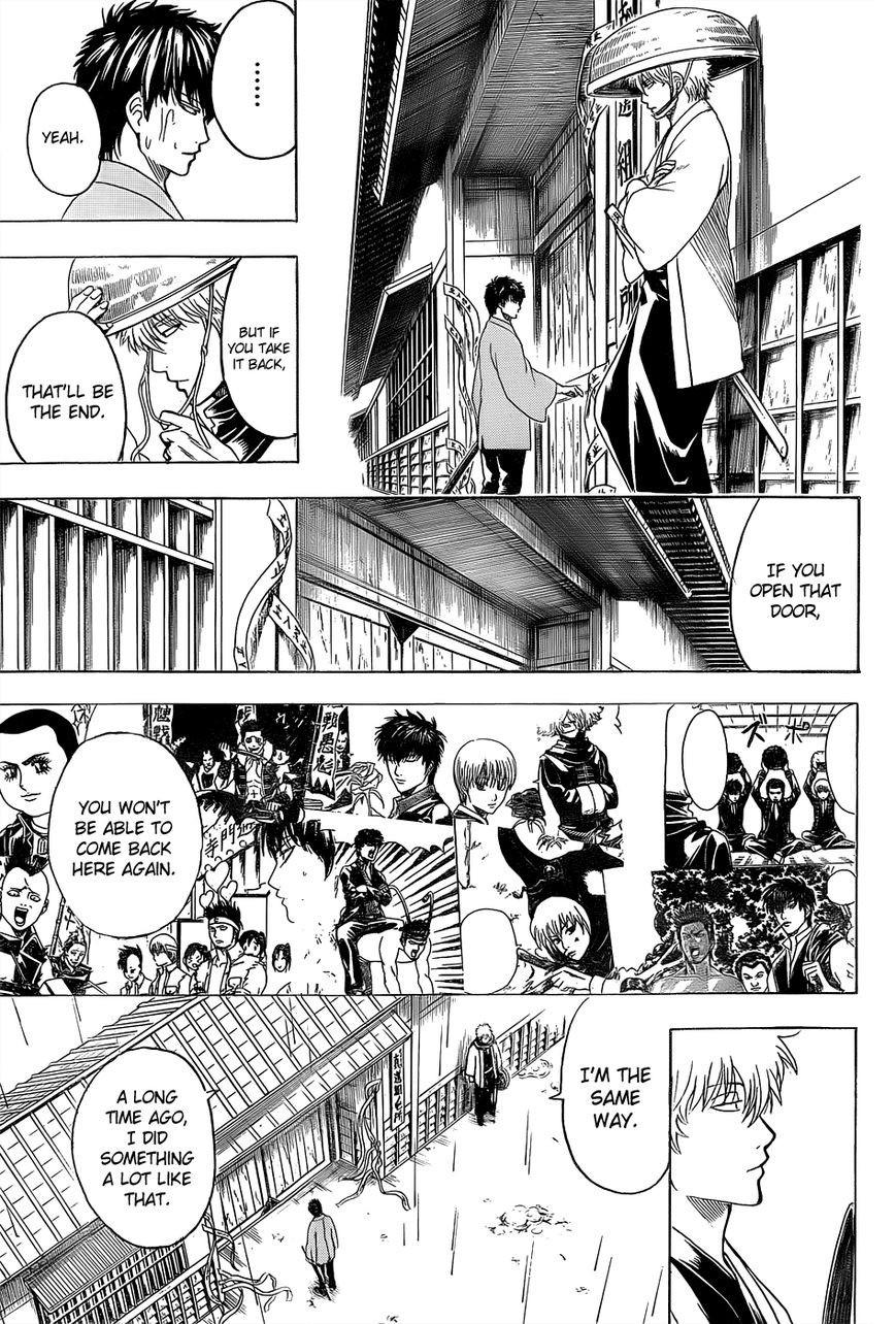 Gintama Chapter, 529 image 015