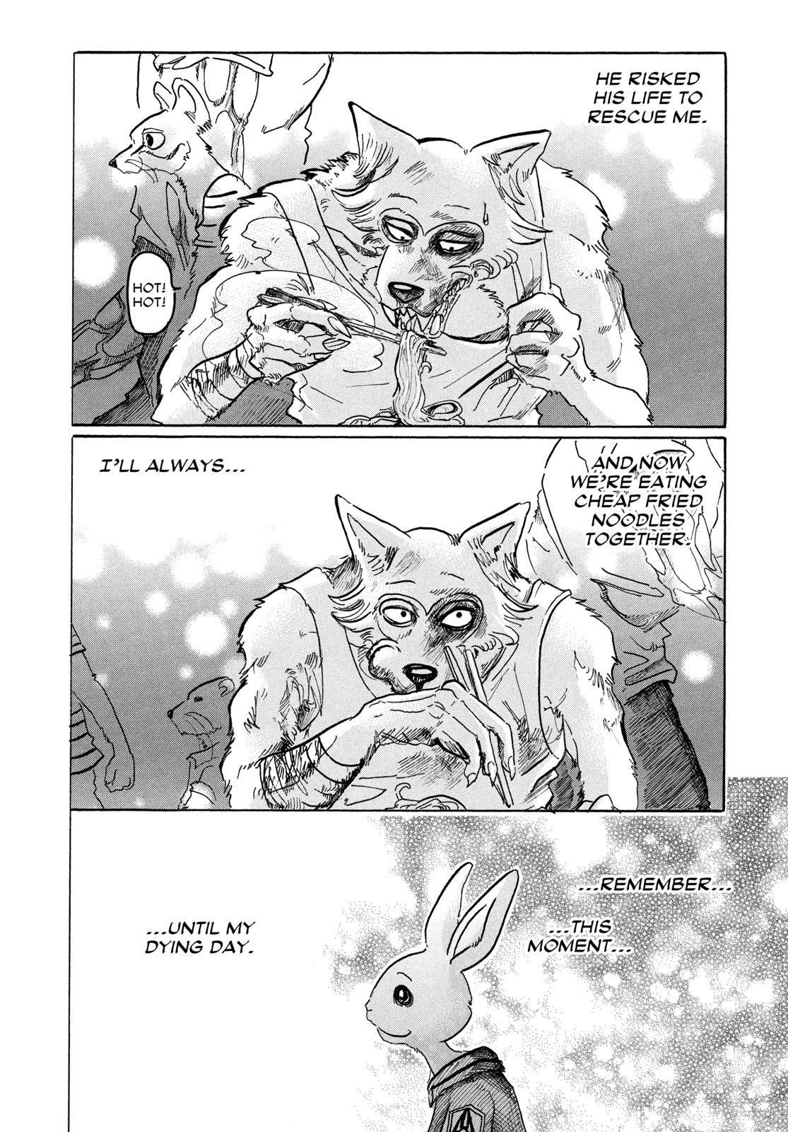 Beastars Manga, Chapter 42 image 019