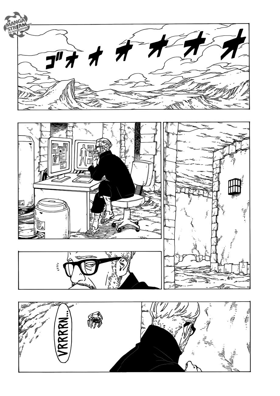 Boruto Manga, Chapter 34 image 015