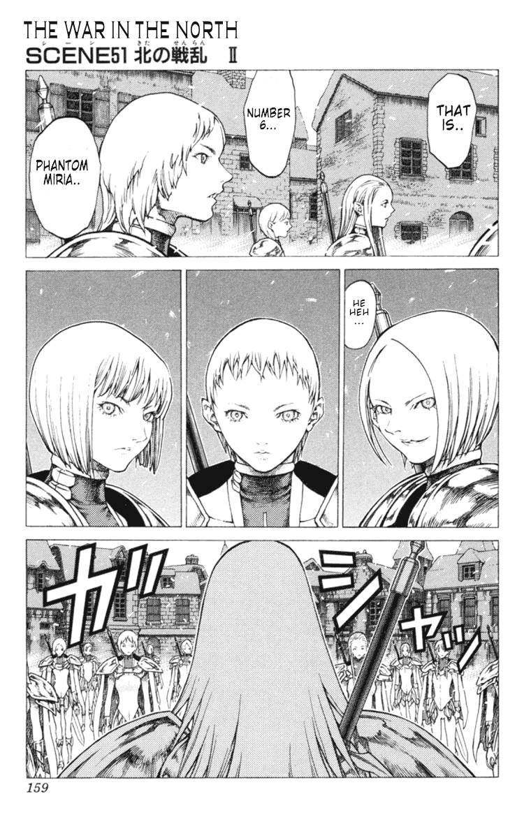 Claymore, Chapter 51 image 001