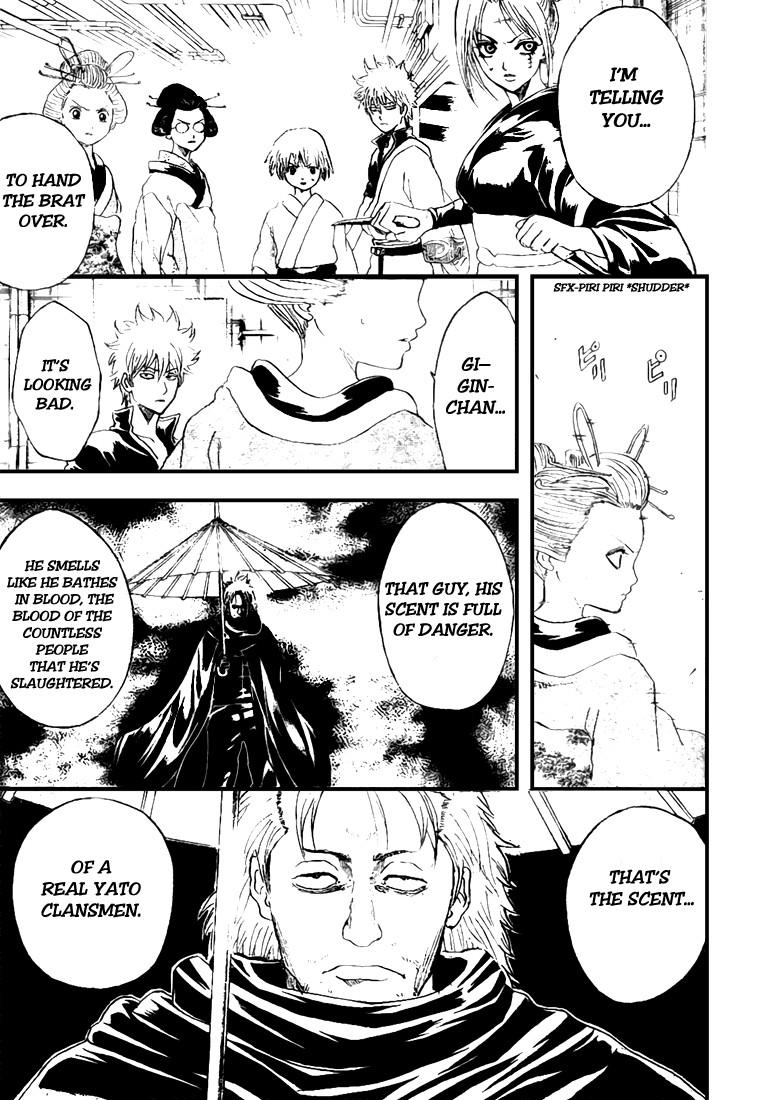 Gintama Chapter, 213 image 004