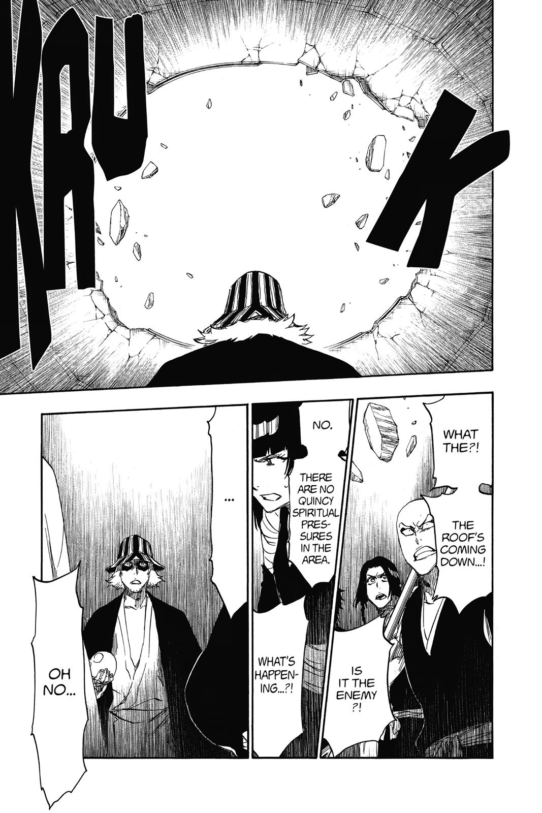 Bleach, Chapter 615 image 011