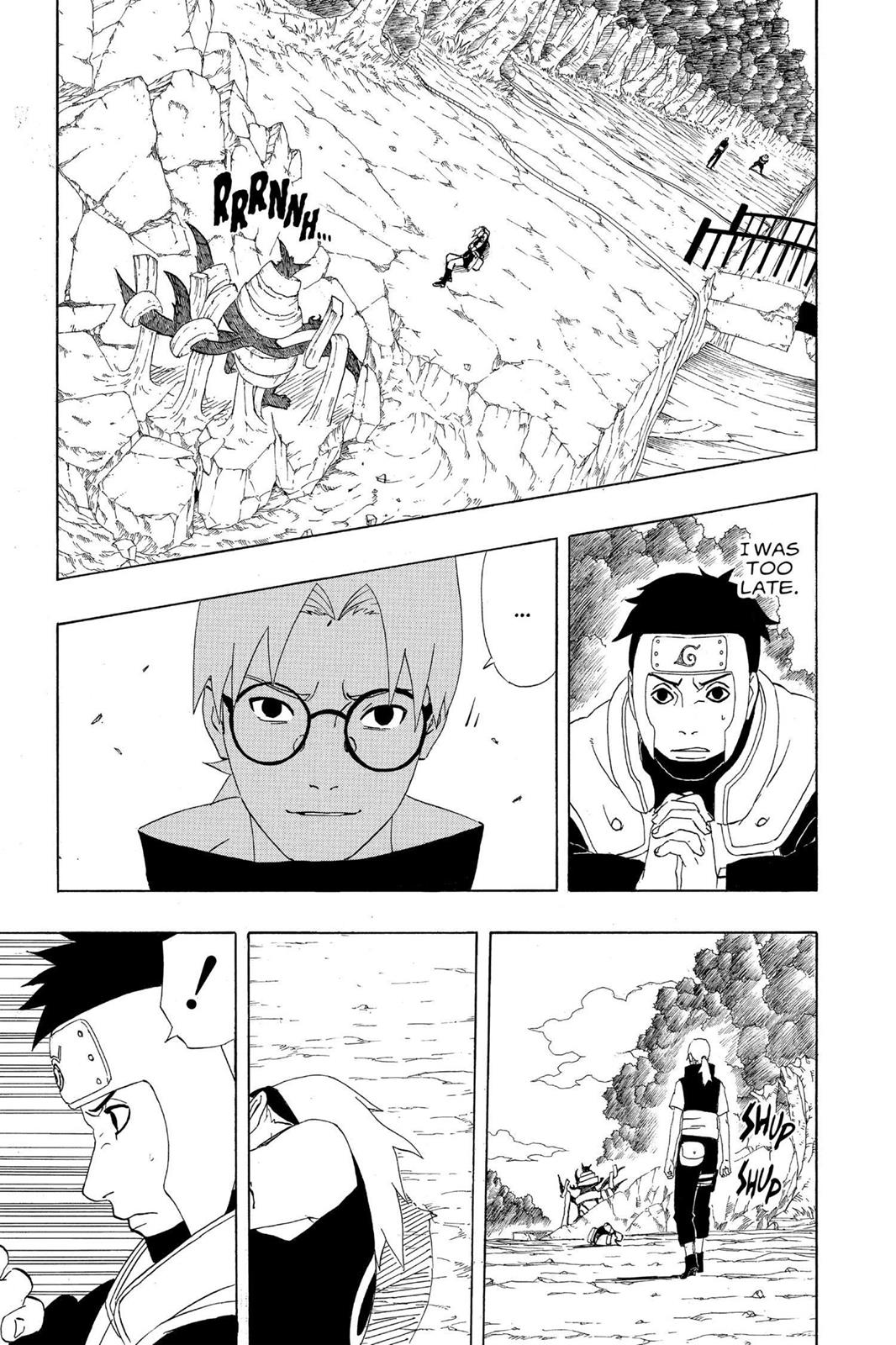 Naruto, Chapter 296 image 011