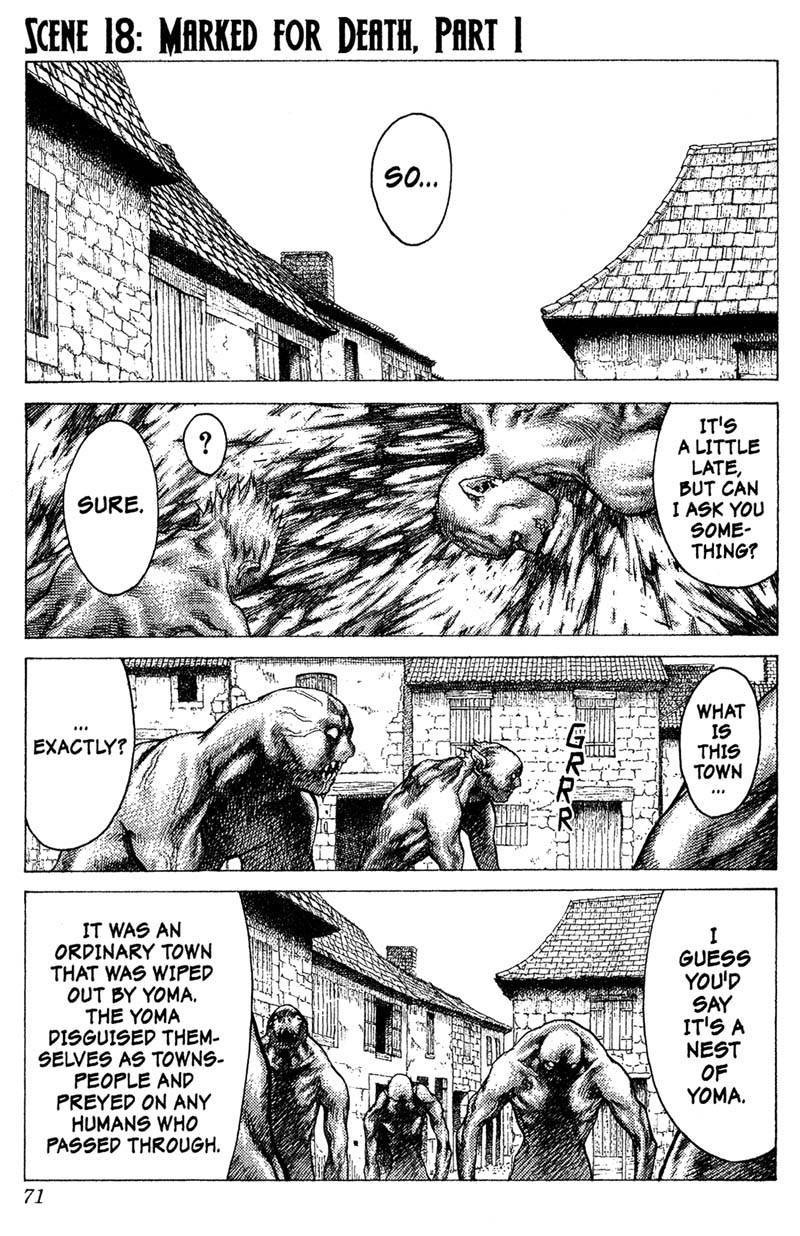 Claymore, Chapter 18 image 001