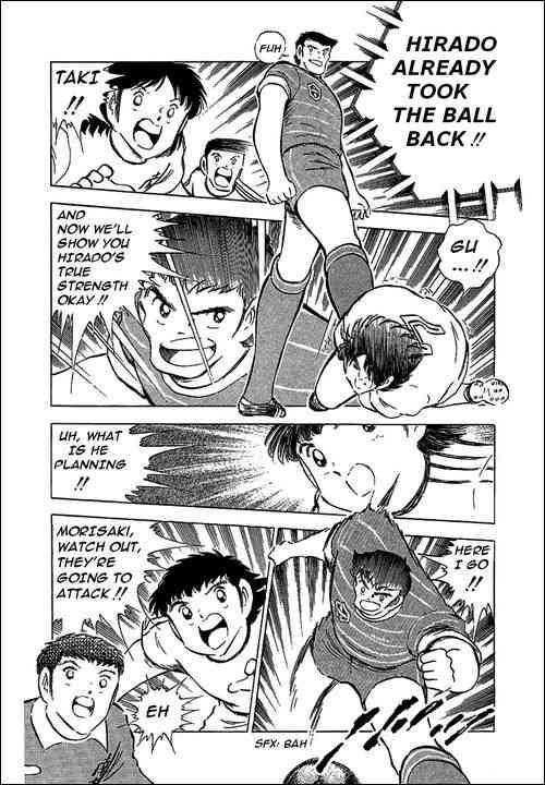 Captain Tsubasa, Chapter 66 image 008