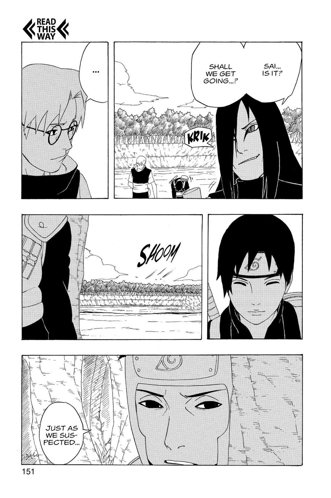 Naruto, Chapter 297 image 017