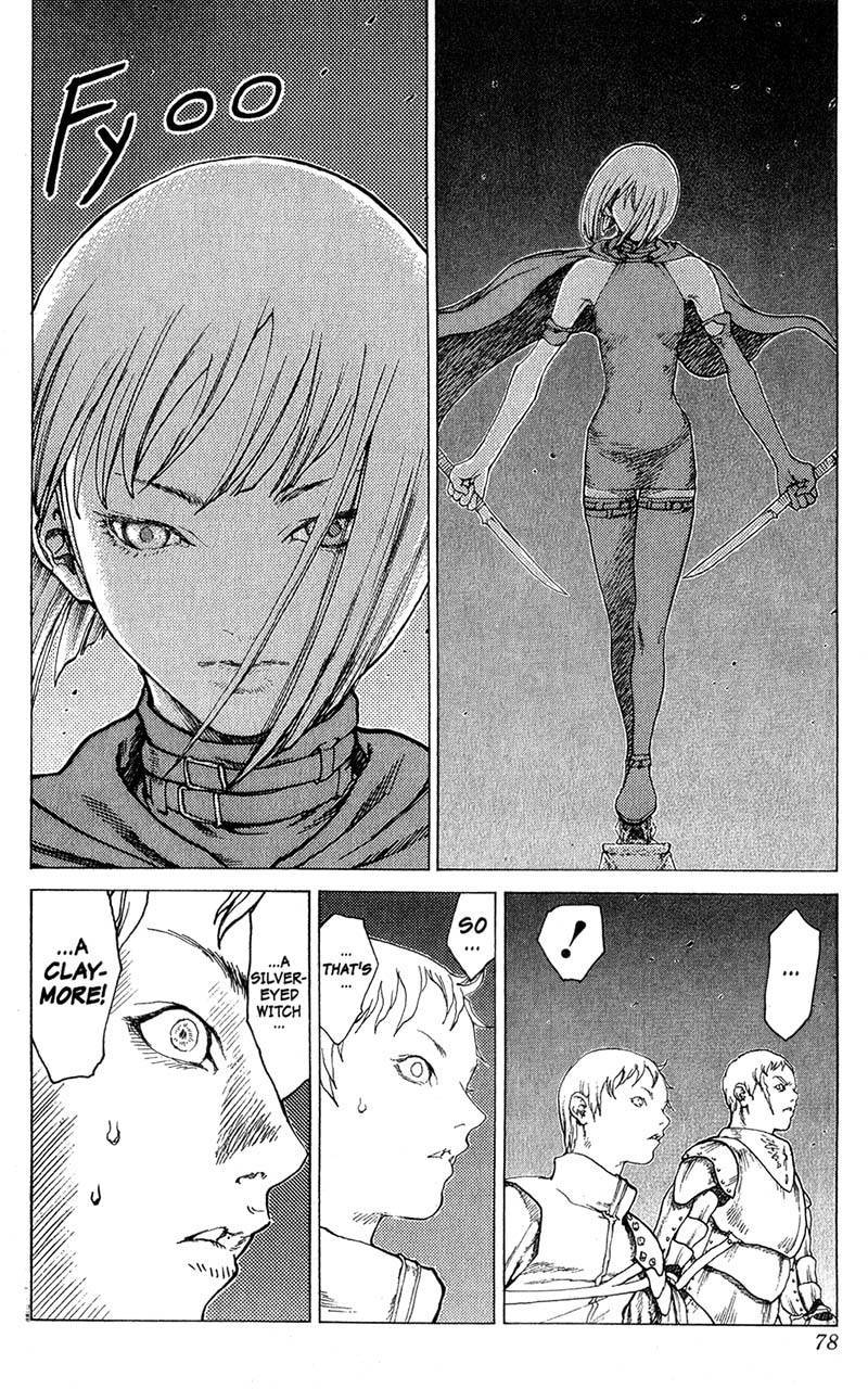 Claymore, Chapter 6 image 031