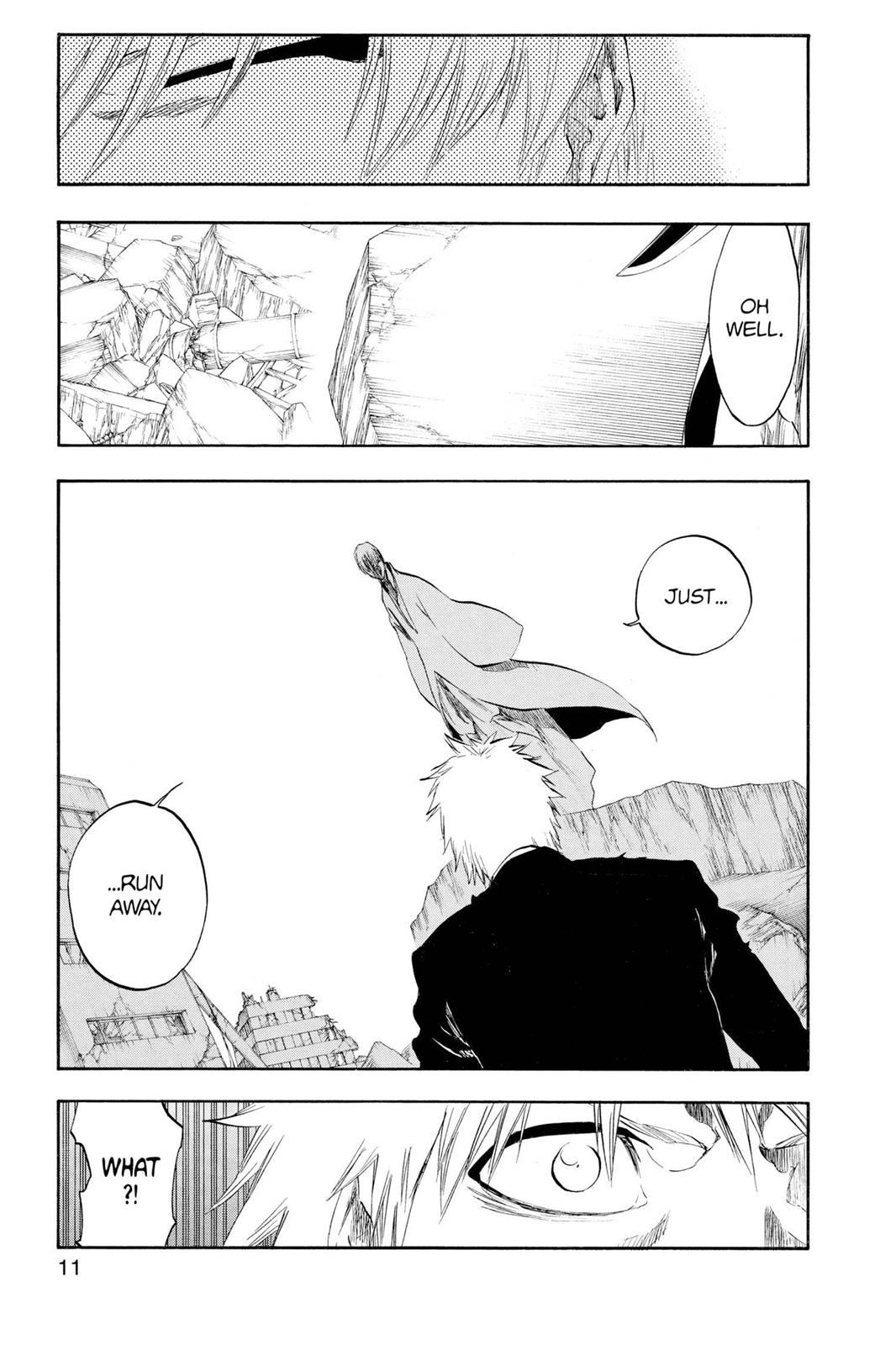 Bleach, Chapter 405 image 011