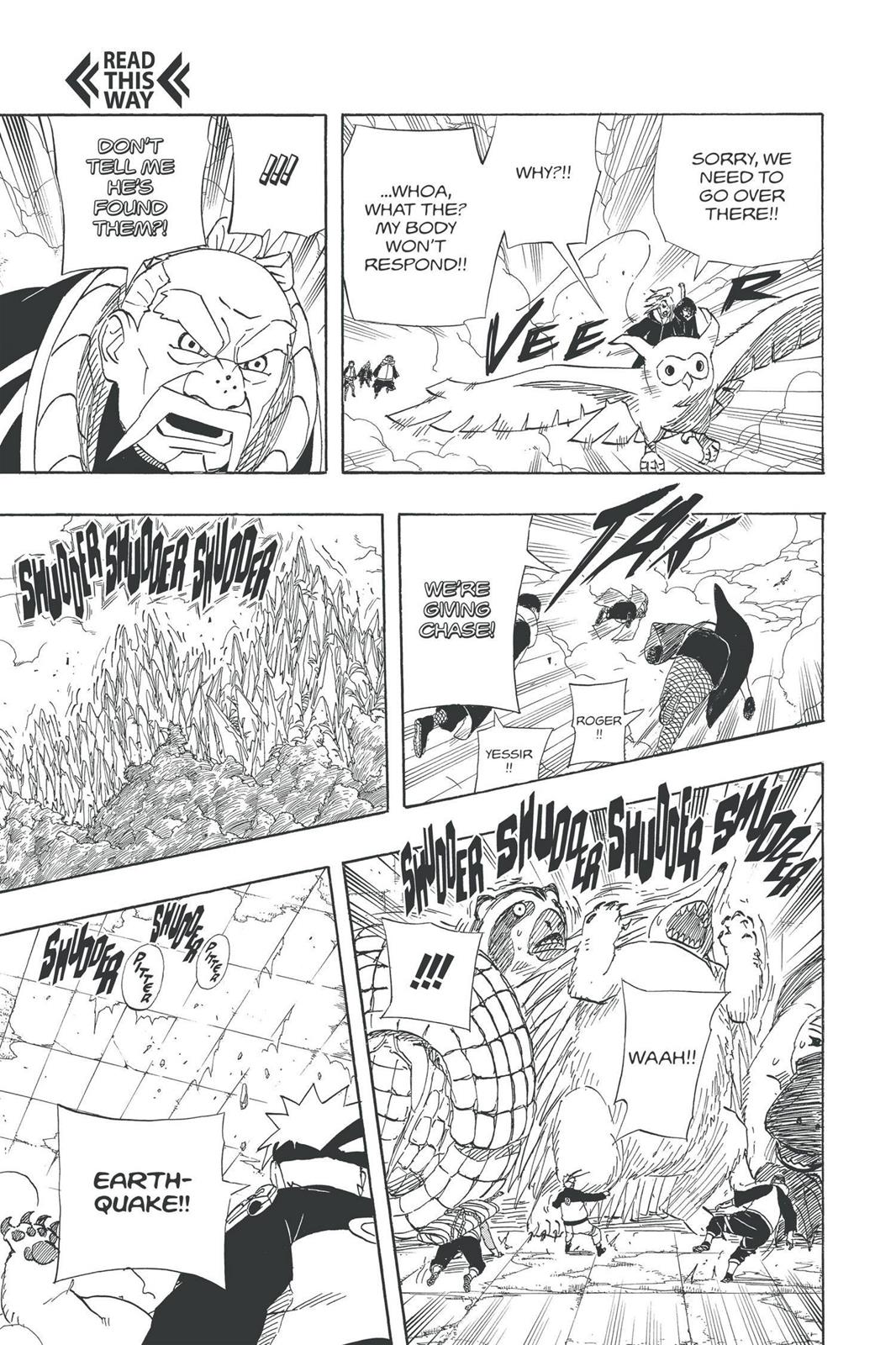 Naruto, Chapter 513 image 011