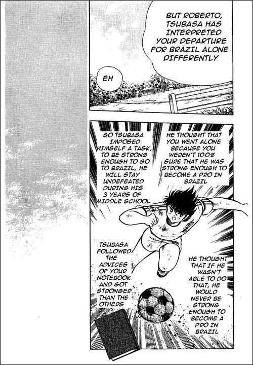 Captain Tsubasa, Chapter 93 image 010