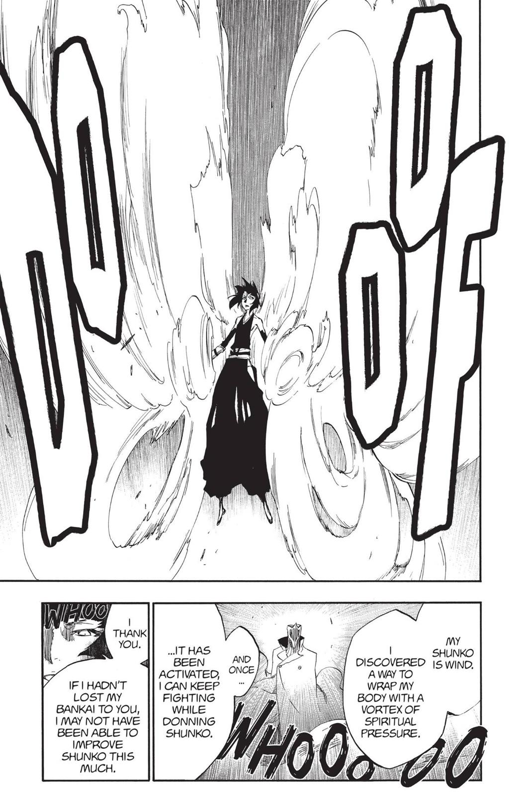 Bleach, Chapter 549 image 013