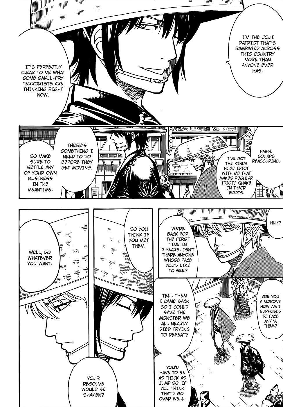 Gintama Chapter, 683 image 012
