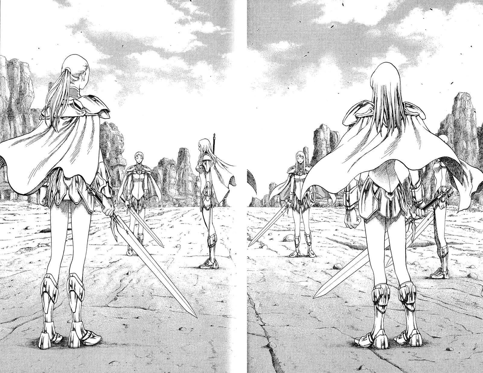 Claymore, Chapter 17 image 015