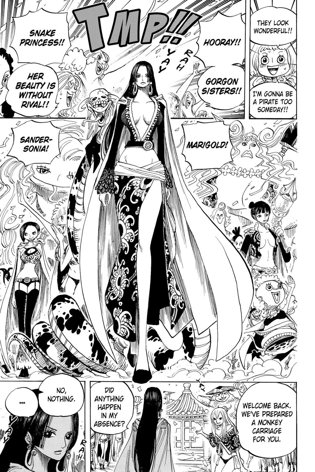 One Piece, Chapter 517 image 003