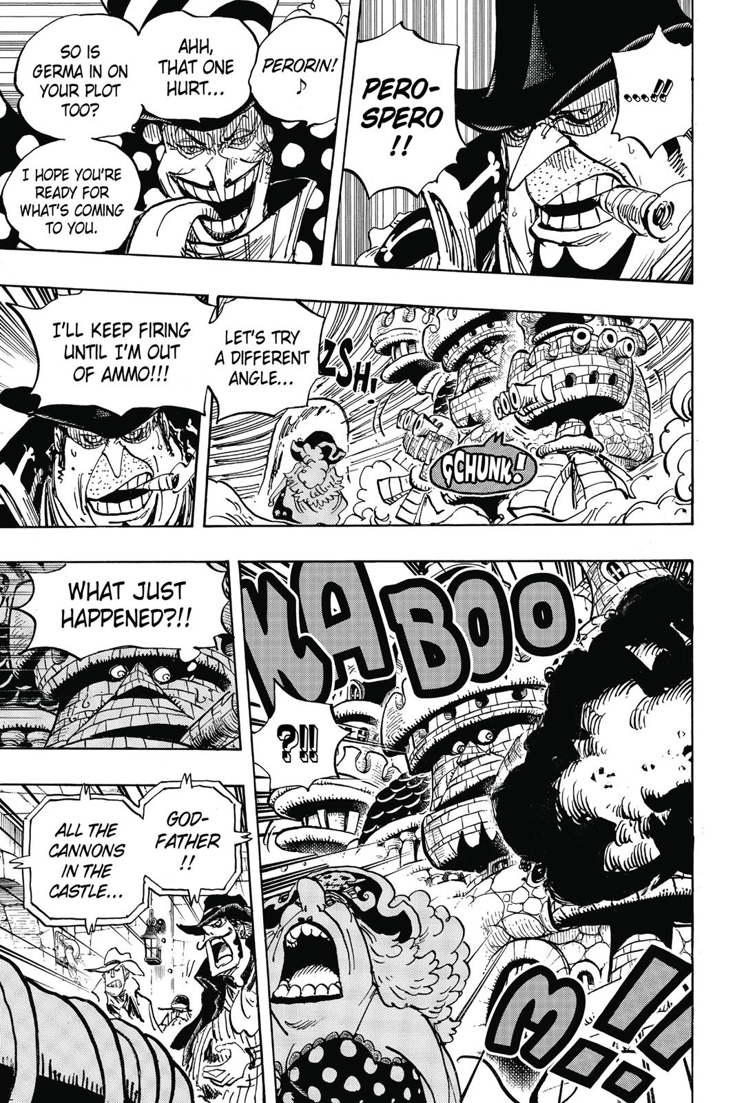One Piece, Chapter 869 image 013