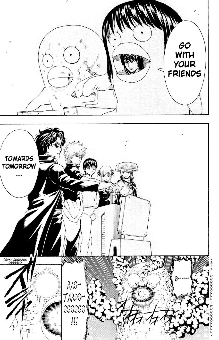 Gintama Chapter, 359 image 016