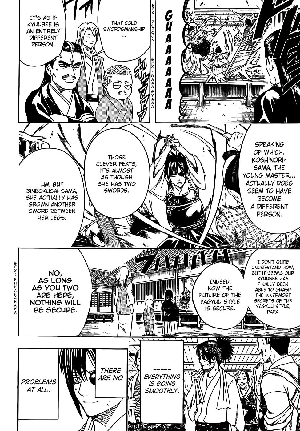 Gintama Chapter, 441 image 002