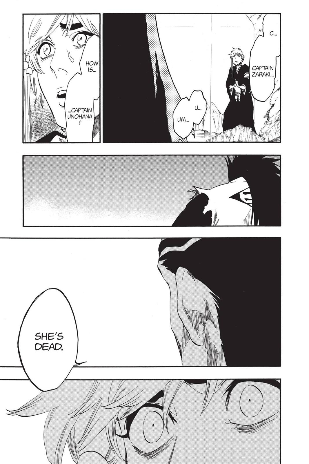 Bleach, Chapter 573 image 005