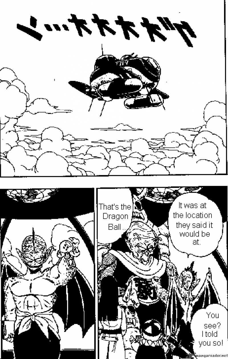 Dragon Ball, Chapter 136 image 010