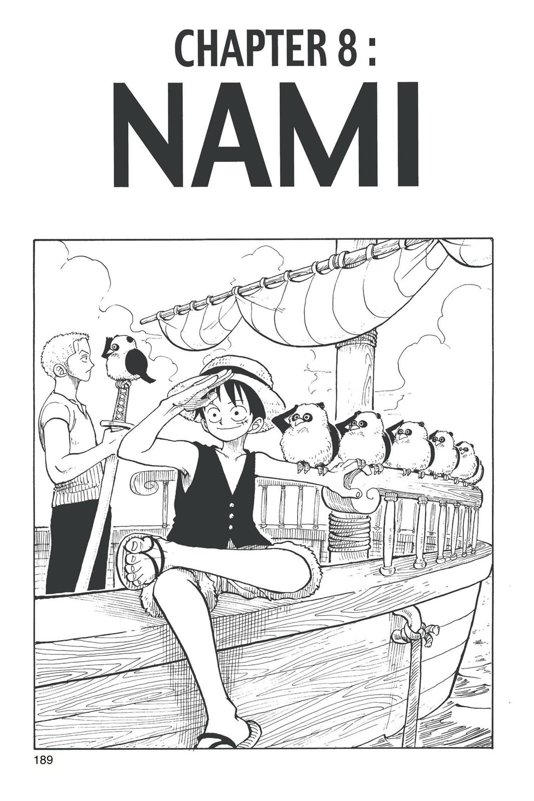 One Piece, Chapter 8 image 001