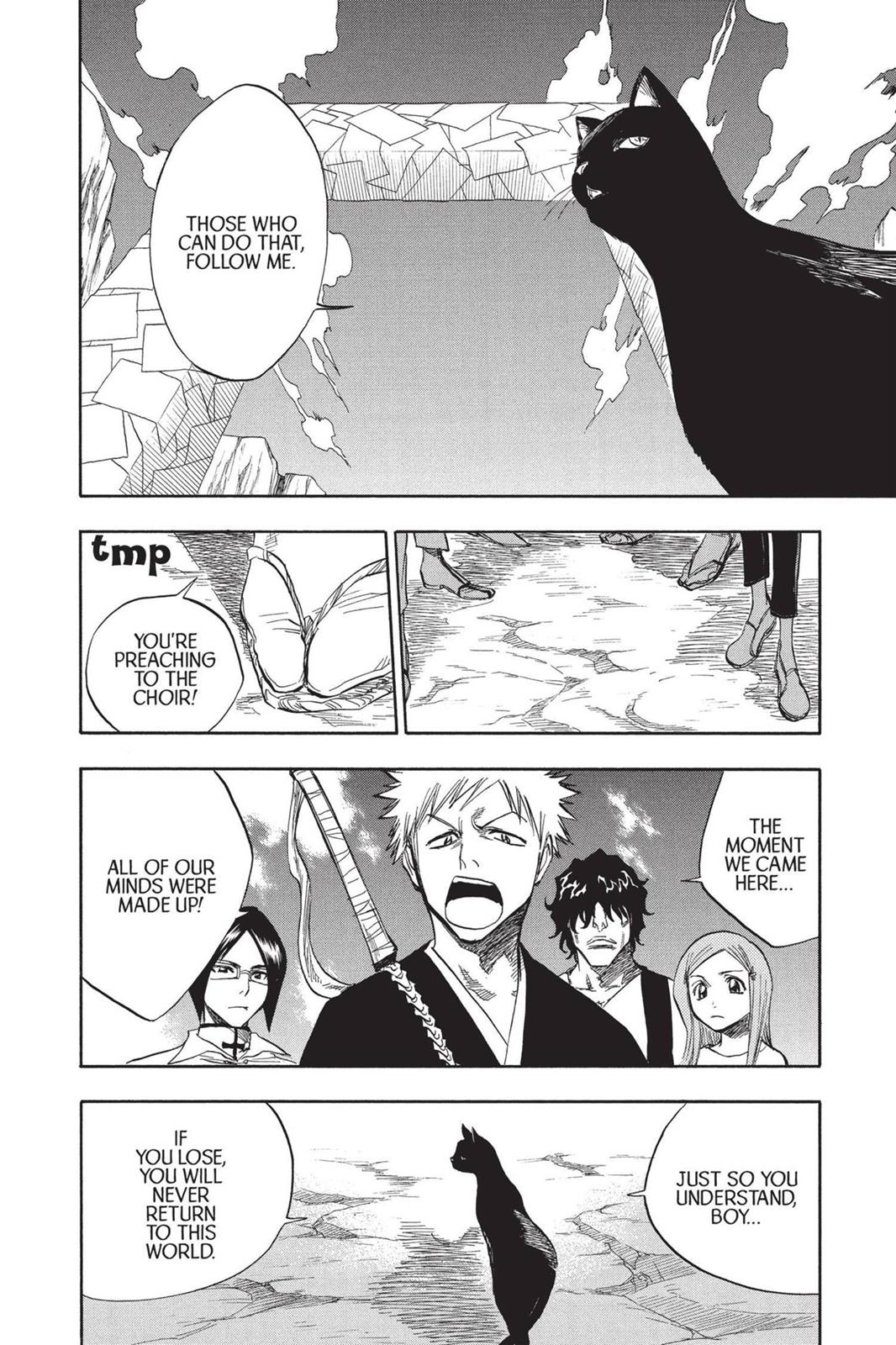Bleach, Chapter 70 image 012