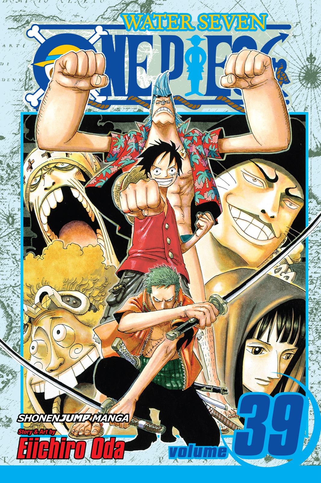 One Piece, Chapter 368 image 001