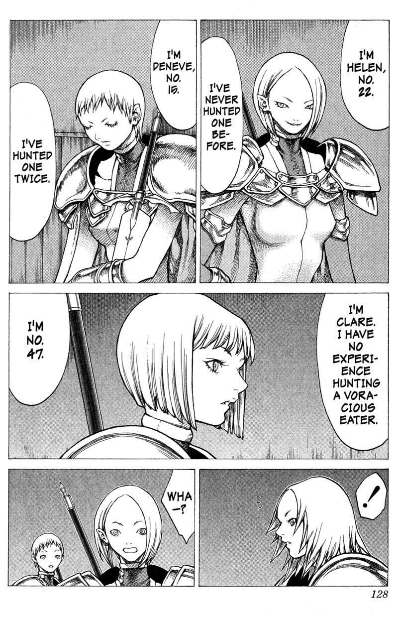Claymore, Chapter 25 image 026