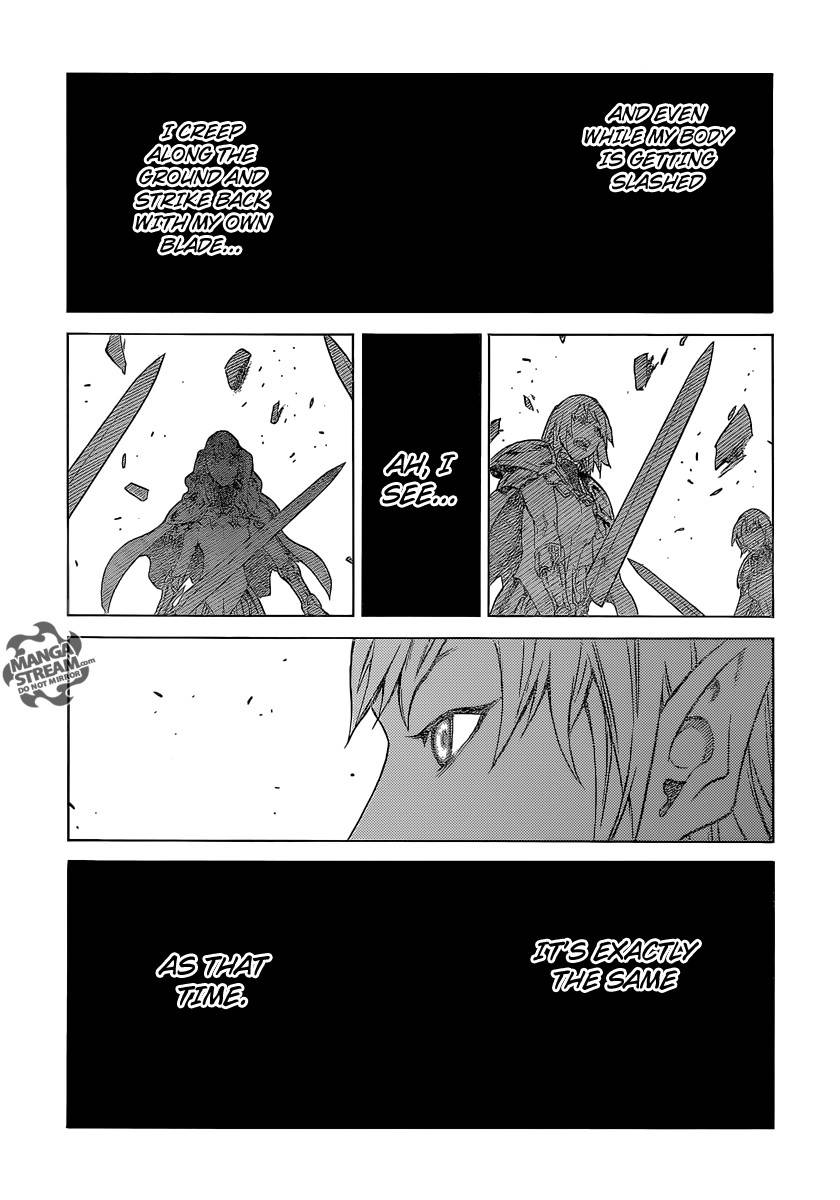 Claymore, Chapter 143 image 015